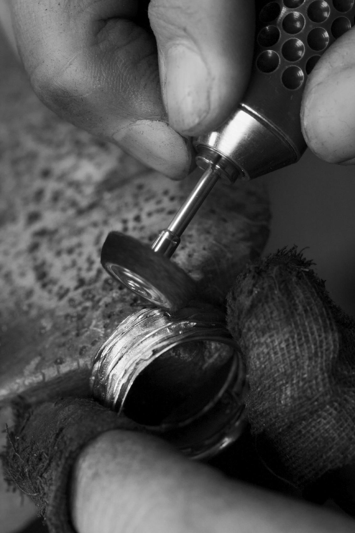 creazione dei gioielli